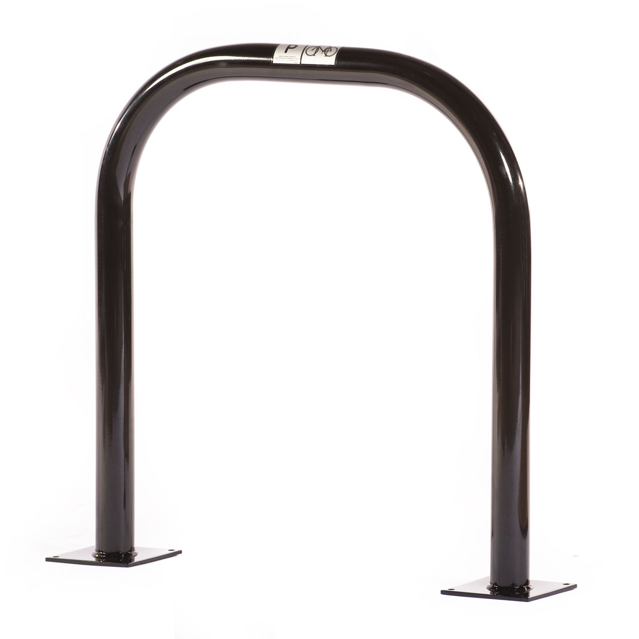 Double Bend Inverted U Bike Dock