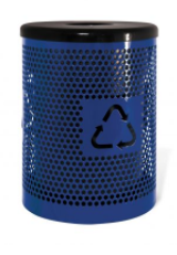 Standard Recycle Logo Receptacle