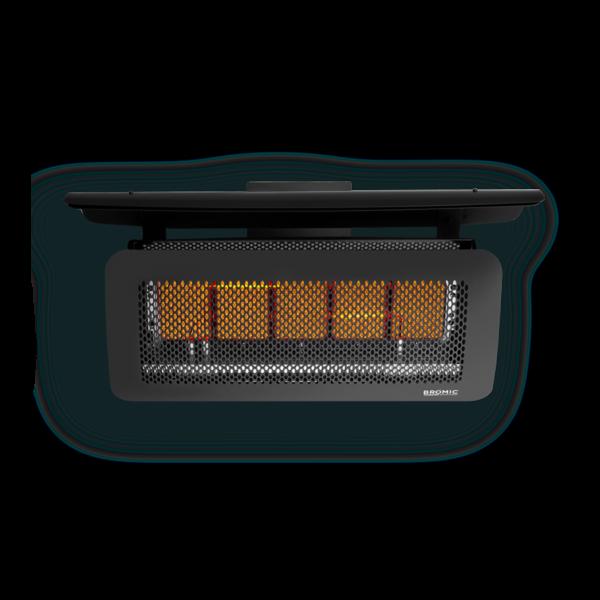 Bromic Tungsten Smart-Heat Gas
