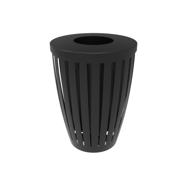 Downtown Trash Receptacle – 32 Gallon