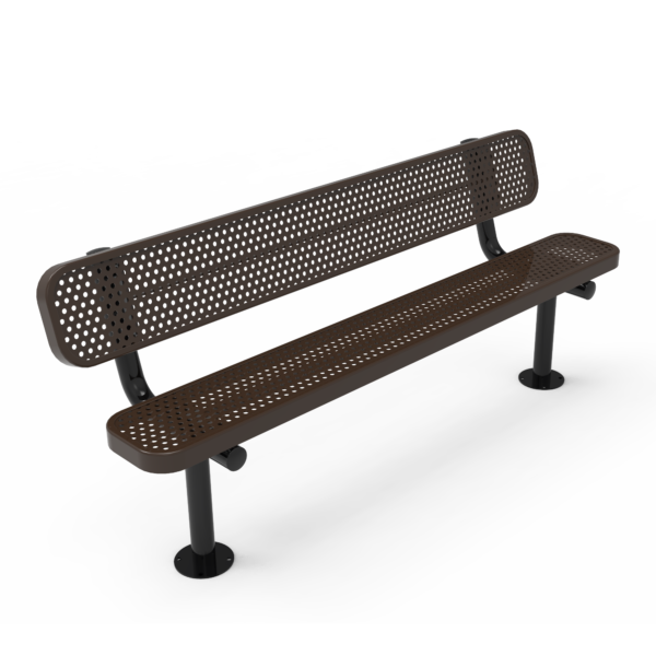Standard Children's Bench with Back